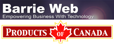 Barrie Web - Products of Canada